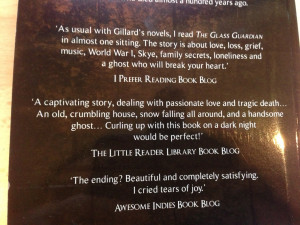 From a review on Lindsay Healy's blog The Little Reader Library