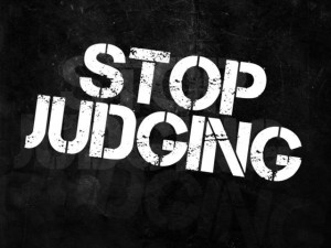 Stop Judging, June 27, 2010