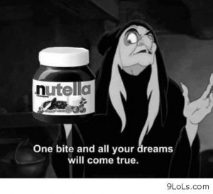 Nutella tastes so good - Funny Pictures, Funny Quotes, Funny Videos ...