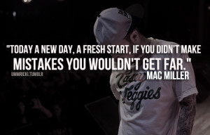 ... mac miller most dope thumps up mac miller quote wiz khalifa taylor