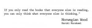 19 notes # norwegian wood # haruki murakami # quotes # books