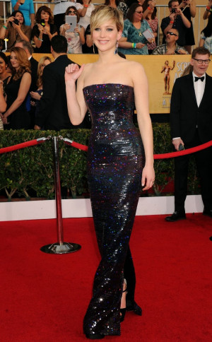 Jennifer Lawrence Quotes On Weight Jennifer lawrence: dior
