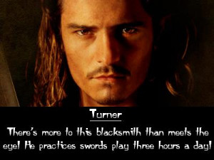 William Turner - sword-master :D image - Pirates Of The Caribbean