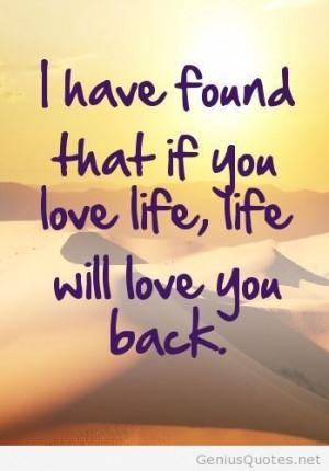 Life Is Good Quotes 2014 / Genius Quotes