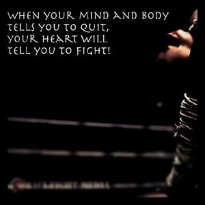 Muay Thai Quotes