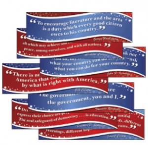 American Presidents Quotes Mini Bbs - EP-3628