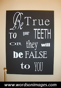 Dental quotes - Collection Of Inspiring Quotes, Sayings, Images ...