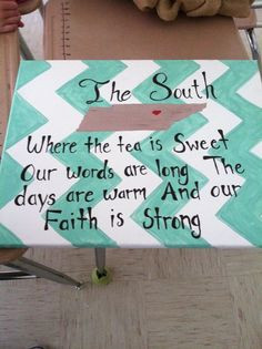 Southern quote- Want this! Would have to change it to Louisiana though ...