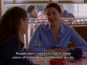 Quotes, Girls Quotes, Funny, Junk Food, Lorelai Gilmore, Gilmore Girls ...