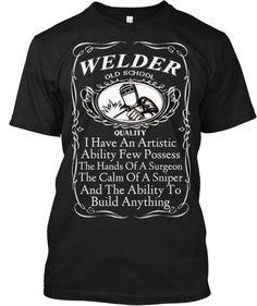 Welder's life/wife