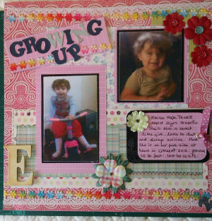Grandchildren Quotes For Scrapbooking Growing up