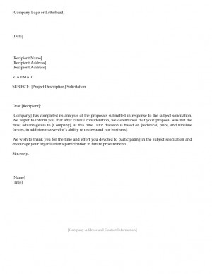 Company Logo or Letterhead][Date][Recipient Name][Recipient Address ...