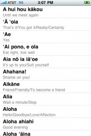 and sayings hawaiian phrases and sayings hawaiian love quotes hawaiian ...