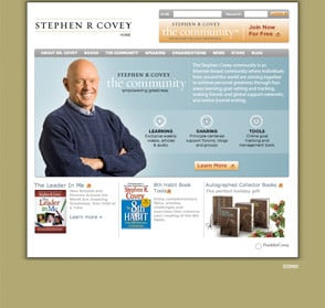 FranklinCovey Associated Sites
