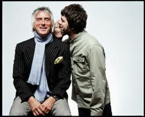 Tags: Paul Weller Noel Gallagher Oasis