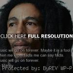 Bob Marley Quotes and Sayings samuel johnson, quotes, sayings, brainy ...