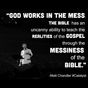 matt chandler quotes