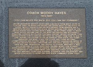 Woody Hayes Coach