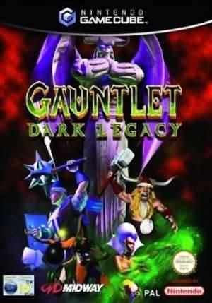 Fiche Jeu Gauntlet Dark Legacy