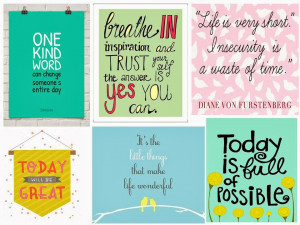 INSPIRATIONAL QUOTES TO BRIGHTEN YOUR DAY
