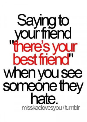 best friend, fact, friend, love, quote, text