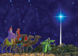 wise men these three wise men arrived wise men three kings three kings ...