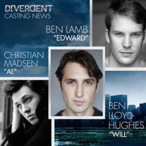 Ben Lloyd-Hughes, Ben Lamb and Christian Madsen have been cast in ...