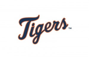 Detroit Tigers Logo Share