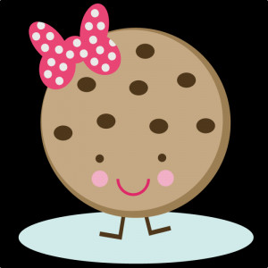 Cute Cookie SVG file for scrapbooking cute svg cuts for scrapbooks ...