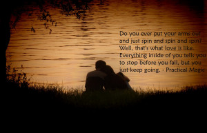 Romantic Quote For Him