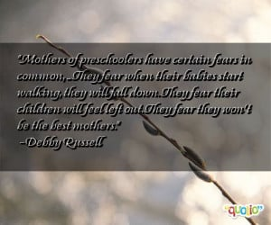 Preschoolers Quotes