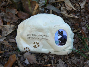 Cat Headstones