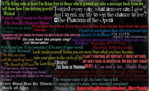 Broadway Quotes by jay3jay