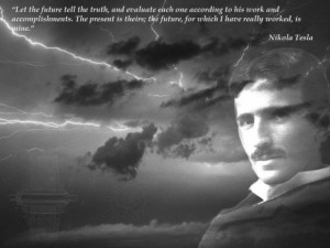 Life quotes philosophical quote about love by nikola tesla