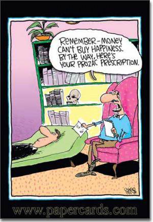 Prescription (1 card/1 envelope) Nobleworks Funny McCoy Bros Birthday ...