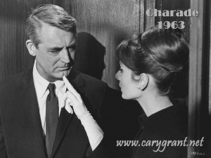 Cary Grant Cary Grant in Charade