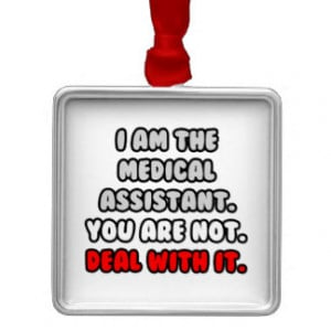Funny Medical Tree Ornaments