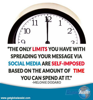 Social media is the fastest and most inexpensive form of marketing ...
