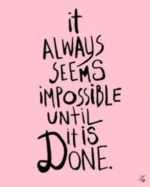 This is just what I needed! #Inspiration: Nelson Mandela Quote via ...