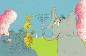 person s a person no matter how small horton the elephant