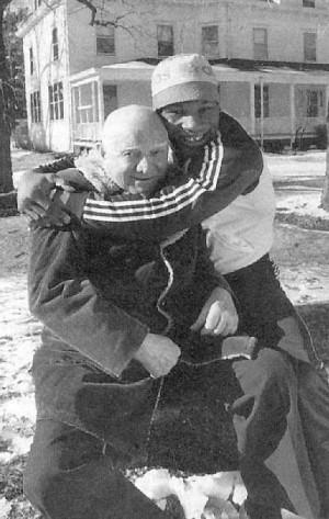 Mike Tyson e Cus D'Amato
