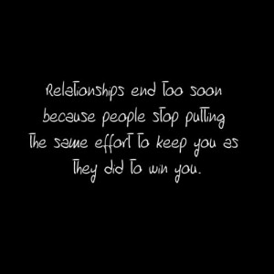 quotes about relationships ending ending a relationship
