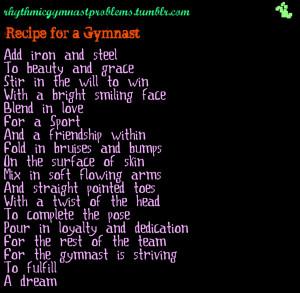 Gymnastics Wallpaper Sayings Gymnastics wal.