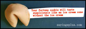 Funny Fortune Cookie Sayings And Quotes Wallpaper Picture