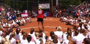 Jennie Finch Softball Quotes