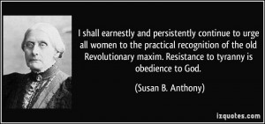 shall earnestly and persistently continue to urge all women to the ...