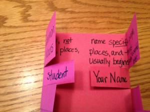 ... and proper noun foldableSchools Ela, Reading Ela Writting, Grammar Ela