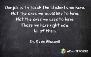 27 Awesome Straight-Talk Quotes About Teaching
