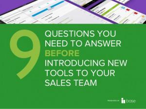 Sales Team Quotes