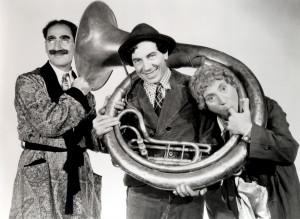 Les frères Marx sont un immense succès sur Broadway qui n'avait ...